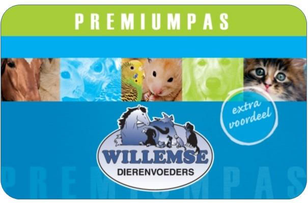 De Willemse Premiumpas